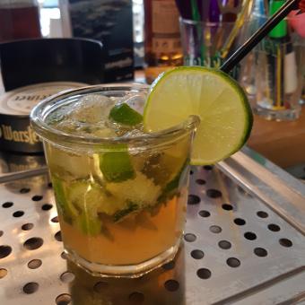 Cocktail : le mojito