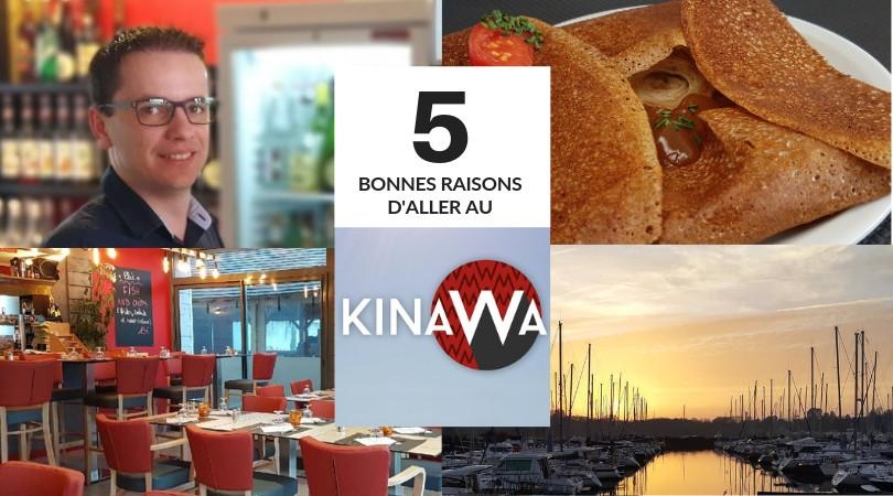 Top 5 des bonnes raisons d'aller au KinaWa