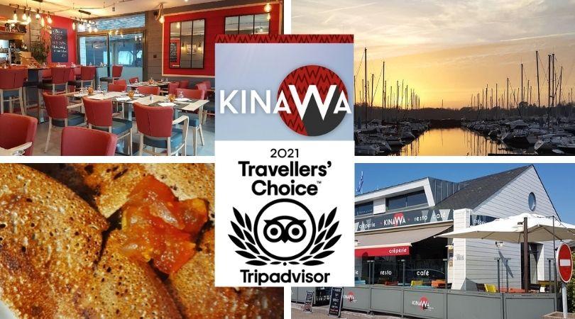 TripAdvisor : 2021 : Kinawa toujours dans le top 10%